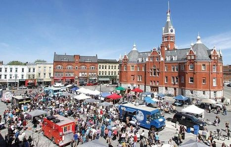 Taking it to the street - The Beacon Herald   CulinaryTourism   Scoop.it