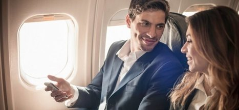 Influencers on a Plane: 3 Ways to Strike Up Great Conversations | The Perfect Storm Team | Scoop.it