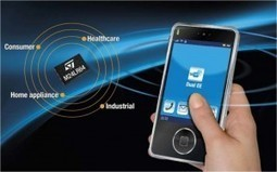 M2M:NFC / RFID on chip – simple paring of GPRS, Bluetooth, WIFI and further for all of us | sans contact et NFC | Scoop.it