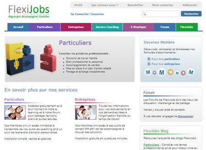 2AI : La flexibilité dans le monde du travail : c'est possible ! | Change management and HR solutions, what's new ? | Scoop.it