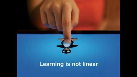 Learning is NOT Linear | STEM Education models and innovations with Gaming | Scoop.it