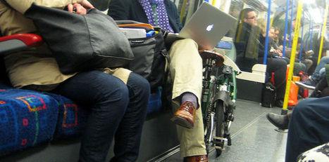 Brompton, mucho más que una bici plegable un objeto de culto | Bici & ciudad | Scoop.it