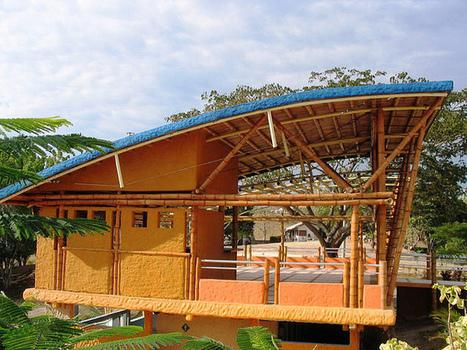 Todo un barrio en bambú | Noticias de ecologia y medio ambiente | Youtopia | Scoop.it