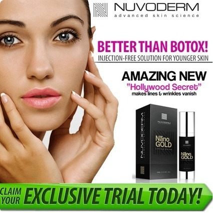 Nuvoderm Review – Renew The Elasticity And Suppleness Of Youth! | Joe benn | Scoop.it