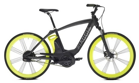 VAE Piaggio: le vélo électrique pour remplacer le scooter | Portail Velo Electrique | Ressources pour la Technologie au College | Scoop.it
