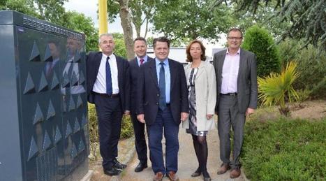 Pays de Redon. Plus de trois millions d'euros pour la fibre optique | Aménagement numérique | Scoop.it