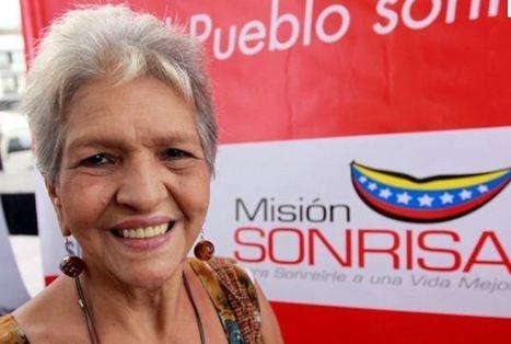 Misión Sonrisa cumple 7 años de logros - Aporrea.org | Bioproporciones faciales y otros detalles en Estética | Scoop.it