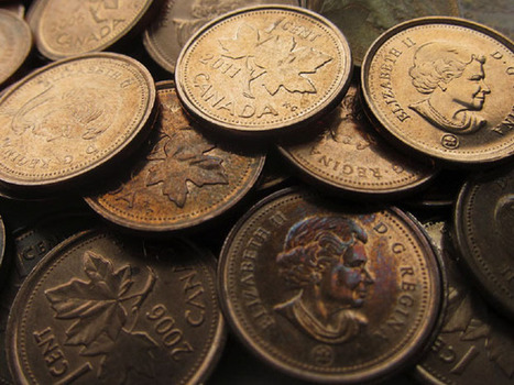 Death of the penny may cause extinction of strategic price point | Executive | Financial Post | Competitive Pricing | Scoop.it