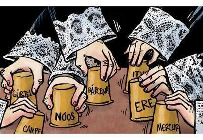 DÉMOCRATIE • Que faire de cette Espagne rongée par la corruption ? | Union Européenne, une construction dans la tourmente | Scoop.it
