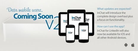 InChat for LinkedIn with new features  Coming Soon.   Blink Chat for LinkedIn™   Scoop.it