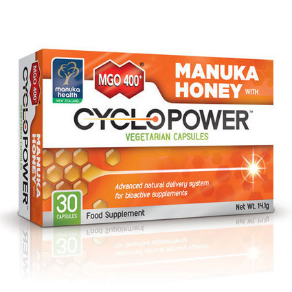 CycloPower Products | Natural Health Supplements | Scoop.it