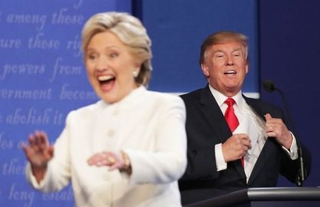 Donald Trump fails to land the knockout punch he needs in last night's final presidential debate | Coffee House | Business Video Directory | Scoop.it