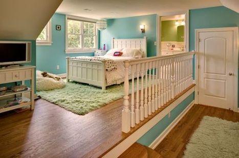 10 Colorful Kids' Room Interior Décor Ideas   Designing Interiors   Scoop.it