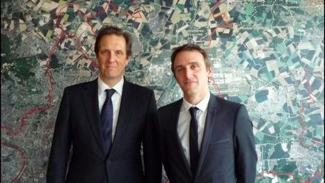 Jérôme Chartier élu Président de l'EPA Plaine de France | L'EPA Plaine de France | actualités en seine-saint-denis | Scoop.it