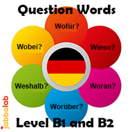 German Question Words – Level B1 and B2 « JabbaLab Language Blog | German learning resources and ideas | Scoop.it