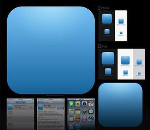 App Icon Template | AppDesign|App設計 | Scoop.it