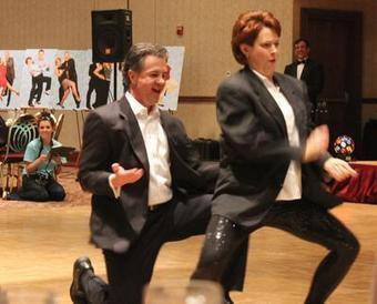 Dancers shake, rattle and raise money | The Examiner | OffStage | Scoop.it