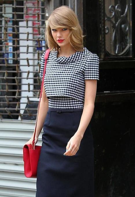 Pero, pero... ¡Qué Taylor Swift se nos ha echado nuevo churri!   Social:3   Scoop.it