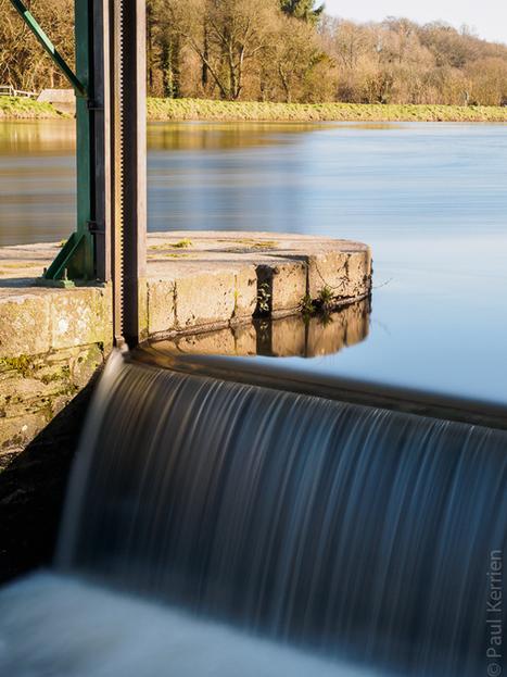 photo en Finistère, Bretagne et...: canal de Nantes à Brest : écluse de Rosveguen (7 photos) | photo en Bretagne - Finistère | Scoop.it