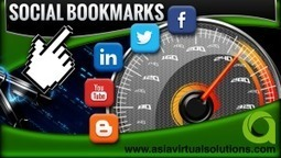 Advantages of Social Bookmarking | asiavirtualsolutions | Scoop.it