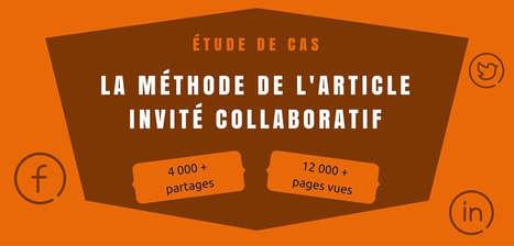 Étude de cas marketing viral : 4 158 partages et 12 000 pages vues | Devenir Auto-entrepreneur | Scoop.it
