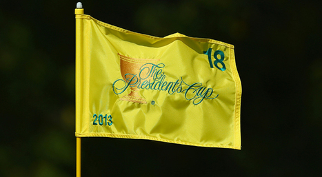 Presidents Cup Tracker: Follow Day 1 action at Muirfield Village | Golf PGA 2013 Live Stream Online | Scoop.it
