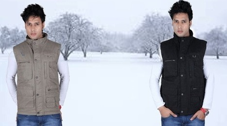 Points to consider while choosing winter jackets for men | Jackets | winter clothes | Scoop.it