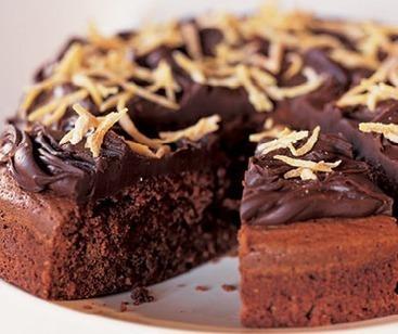 Recette Gateau orange chocolat | Cuisine, Recettes et art culinaire | Scoop.it