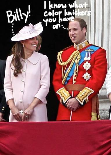 Kate Middleton Wears SeXXXy Satin Maternity Lingerie! See It HERE! - PerezHilton.com | Lingerie | Scoop.it
