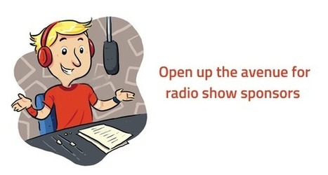 How to get sponsors/ advertisers for a radio show? | Audio recording apps | Scoop.it