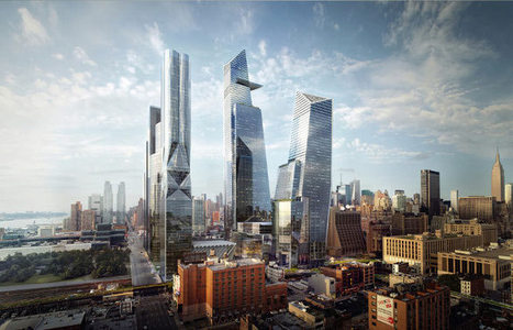 15 Hudson Yards and the Future of New York City | Post-Sapiens, les êtres technologiques | Scoop.it