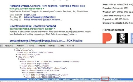 Decoding Google's Referral String (or, how I surviVED Secure Search) | formation 2.0 | Scoop.it