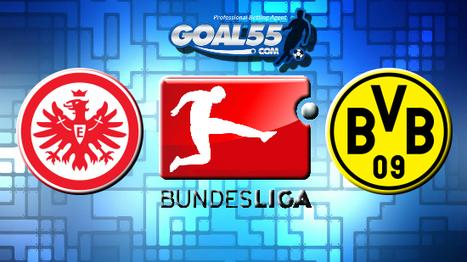 Prediksi Skor Eintracht Frankfurt Vs Borussia Dortmund 30 November 2014 | Agen Bola, Casino, Poker, Togel, Tangkas | Scoop.it