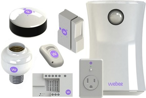 Webee Boss is Both an Android TV Box and an Home Automation Gateway (Crowdfunding) | Embedded Systems News | Scoop.it
