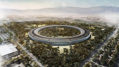 51 facts about the new Apple spaceship HQ | CLOVER ENTERPRISES ''THE ENTERTAINMENT OF CHOICE'' | Scoop.it