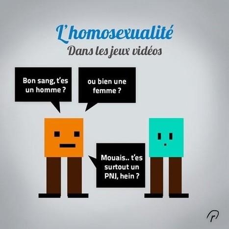 #psSortDuPlacard – Représentations LGBT dans les jeux vidéo   C@fé des Sciences   Scoop.it