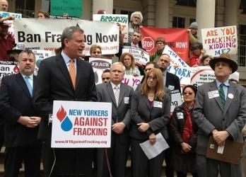 NYC Mayoral Hopeful Calls for Fracking Moratorium | EcoWatch | Scoop.it