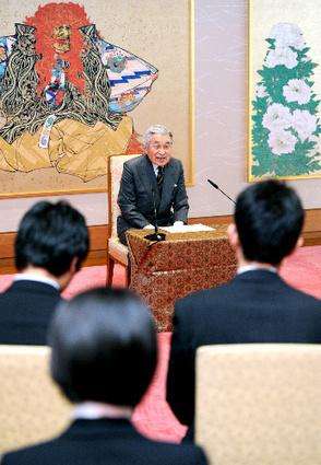 「被災地の冬、案じられます」天皇陛下の誕生日会見全文 | Genpatsu | Scoop.it