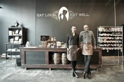 """The Sustainable Corner Market - a brand that could spread far and wide 
