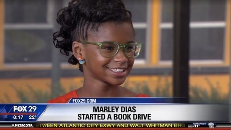 11-Year-Old 'Sick of Reading About White Boys and Dogs' Launches#1000BlackGirlBooks | AboriginalLinks LiensAutochtones | Scoop.it