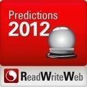 2012 Predictions: Alicia Eler | FutureChronicles | Scoop.it