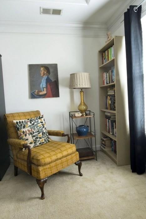 Visite – une maison mid-century – Cocon de décoration: le blog | Décoration | Scoop.it