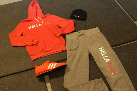 HellaLife Essentials - | fitness apparel and crossfit gear | Scoop.it