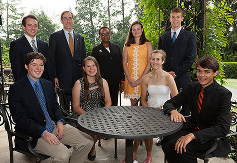 Students honored at Opening Exercises - Princeton University   Somya LifeSciences   Scoop.it