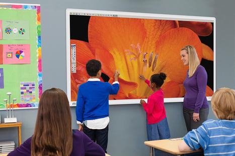 Les 7 avantages de l'écran interactif face au TBI - Ludovia Magazine | ent, tbi & tablettes: usages pédagogiques | Scoop.it