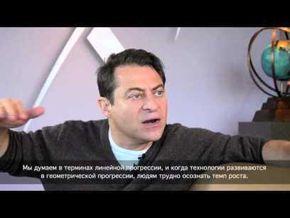 Peter Diamandis - We are evolving into meta-intelligence group-minds | leapmind | Scoop.it