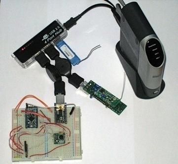 Flashback – RFM12B wireless | Arduino, Netduino, Rasperry Pi! | Scoop.it