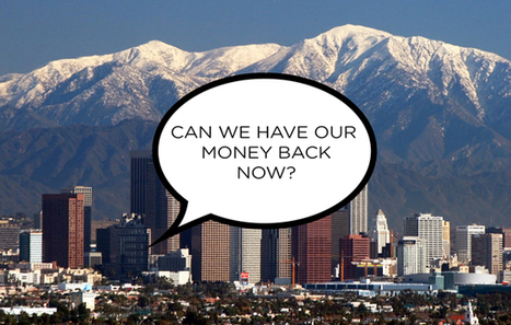 LA's school board would like all of that iPad money back now, please   Learning in & for the 21st Century   Scoop.it
