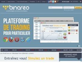 La page le broker binareo et ses options binaires | Communications de et pour Binareo: avis, conseil, formation | Scoop.it
