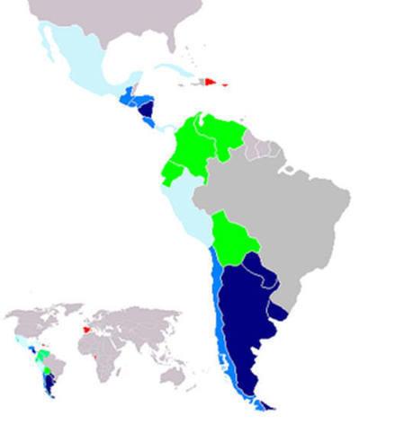 El mundo hispano | Teaching Spanish to Speakers of Other Languages | Scoop.it